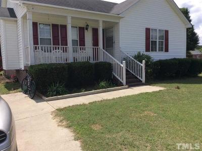 Wendell Single Family Home For Sale: 2121 Soaring Eagle Court
