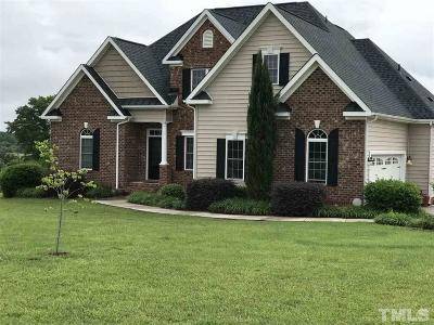 Louisburg Single Family Home For Sale: 4674 N Us 401 Highway