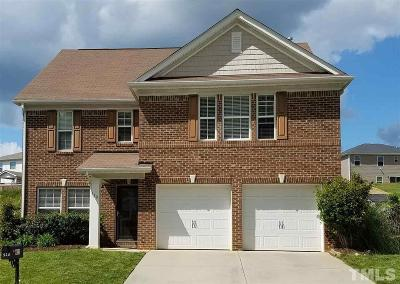 Johnston County Rental For Rent: 520 Averasboro Drive