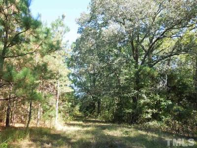 Franklin County Residential Lots & Land For Sale: TBD2 Nc 39 Highway