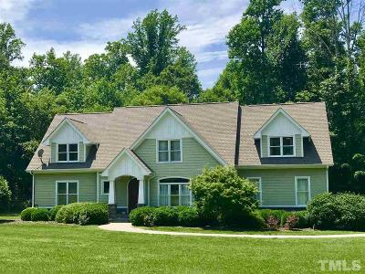Chapel Hill Single Family Home For Sale: 807 Poythress Road