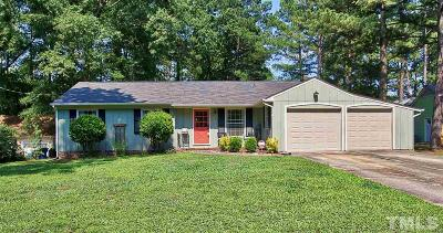 Durham Single Family Home For Sale: 119 Montclair Circle