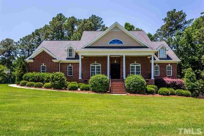 Zebulon Single Family Home For Sale: 3933 Wendy Lane