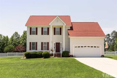 Youngsville Single Family Home Pending: 40 Stratton Court