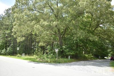 Apex Residential Lots & Land For Sale: 37 Shad Lane