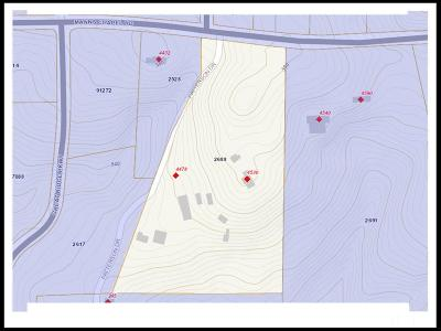 Chatham County Residential Lots & Land For Sale: Manns Chapel Road