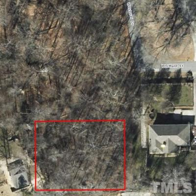 Knightdale Residential Lots & Land For Sale: 302 Westover Drive
