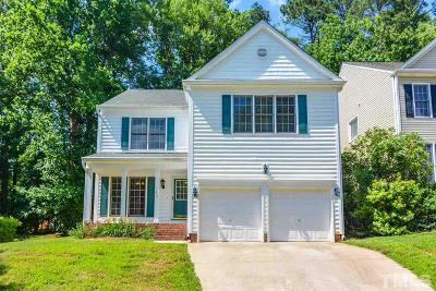 Cary Single Family Home Pending: 140 Solstice Circle
