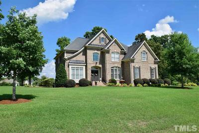Fuquay Varina Single Family Home For Sale: 1987 Stone Pasture Road