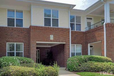 Holly Springs Condo Contingent: 206 Savannah Ridge Road #206