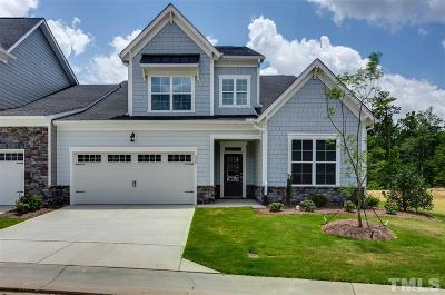 Wake County Townhouse For Sale: 926 River Bark Place