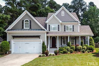 Single Family Home For Sale: 3100 Colby Chase Drive