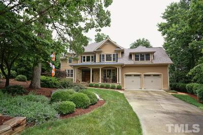 Chapel Hill Single Family Home For Sale: 54501 Craig