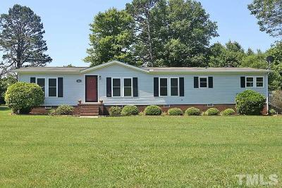Mebane Manufactured Home Contingent: 2462 Stone Extension