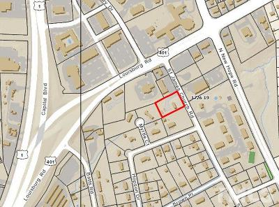 Wake County Commercial Lots & Land For Sale: 4411 St James Church Road