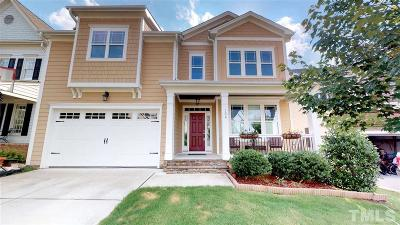 Cary Single Family Home For Sale: 108 Bancroft Brook Drive East