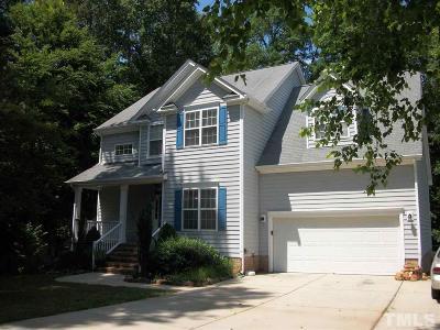 Hillsborough Single Family Home For Sale: 2115 Baycourt Trail