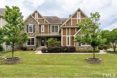 Cary Single Family Home For Sale: 3004 Austin Pond Drive North
