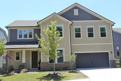 Durham Single Family Home For Sale: 1243 Capstone Drive