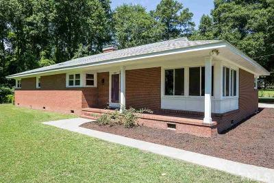 Dunn Single Family Home For Sale: 500 S General Lee Avenue