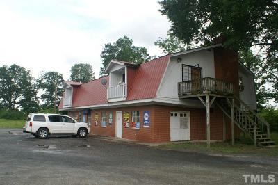Chatham County Commercial For Sale: 676 Nc 22 42 Highway