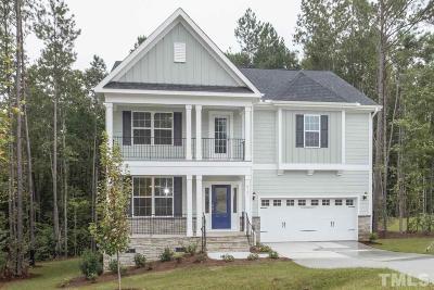 Fuquay Varina Single Family Home For Sale: 8101 Fieldcrest Lane