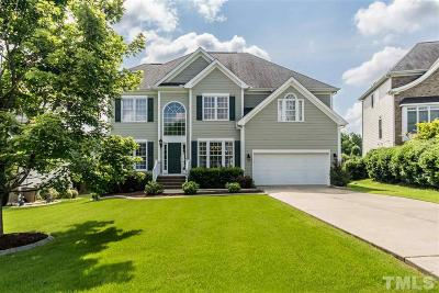 Wake Forest Single Family Home For Sale: 1541 Green Edge Trail
