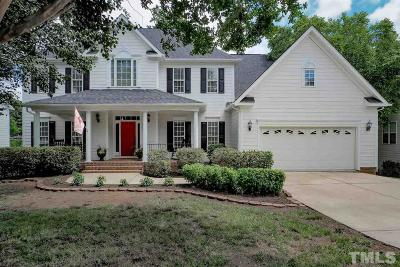 Raleigh Single Family Home For Sale: 1405 High Holly Lane