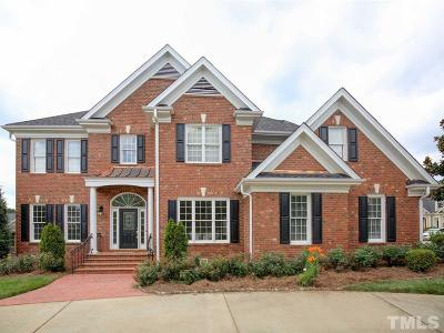 Raleigh Single Family Home For Sale: 1600 Stannard Trail