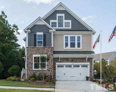 Wake County Single Family Home For Sale: 113 Champion Oak Drive
