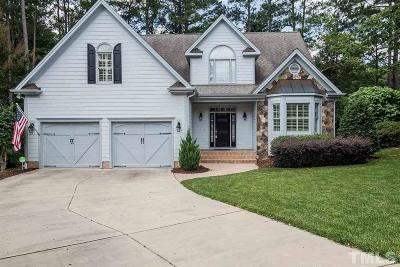 Raleigh Single Family Home For Sale: 1400 Mitford Woods Court