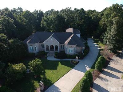 Raleigh Single Family Home For Sale: 4213 Cypress Ridge Court