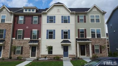 Hempstead At Beaver Creek Townhouse For Sale: 1046 Brownsmith Drive