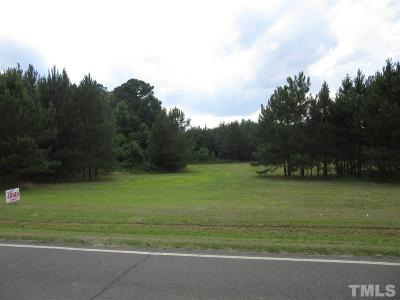 Zebulon Residential Lots & Land For Sale: 298 Pilot Bypass Road