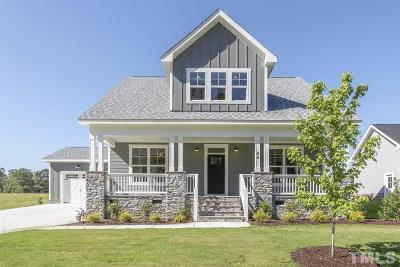 Clayton Single Family Home For Sale: 64 Blalock Court