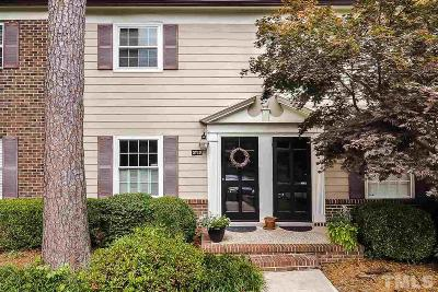 Townhouse For Sale: 3719 Jamestown Circle