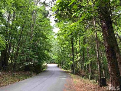 Durham Residential Lots & Land For Sale: Lot 1 Beech Bluff Lane