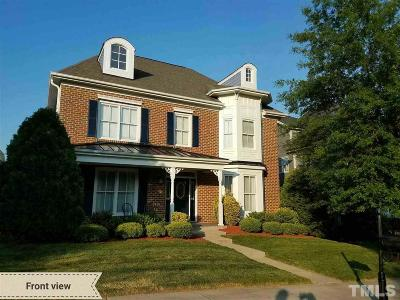Morrisville Single Family Home For Sale: 1065 Gold Rock Lane