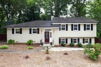North Hills Single Family Home Contingent: 725 Currituck Drive