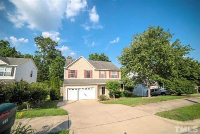 Knightdale Single Family Home For Sale: 318 Jewel Haven Way