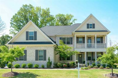 Cary Single Family Home For Sale: 308 Karpen Lane