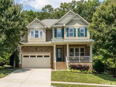 Seagroves Farm Single Family Home For Sale: 312 Briarfield Court