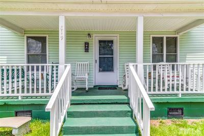 Wake County Single Family Home For Sale: 819 E Hargett Street