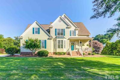 Holly Springs Single Family Home Pending: 4403 Arden Forest Road
