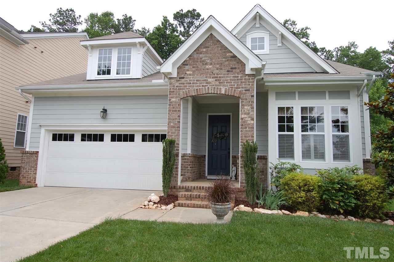 3 bed / 3 full, 1 partial baths Home in Raleigh for $384,900