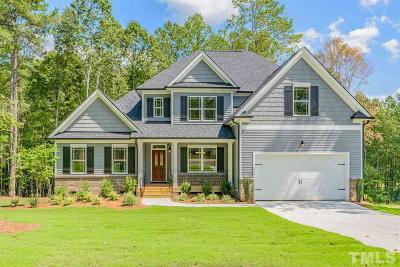 Wake County Single Family Home Pending: 6620 Parizade Street