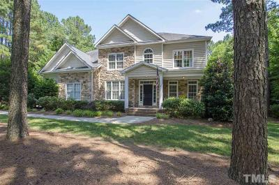 Wake Forest Single Family Home For Sale: 7024 Shady Glen Lane