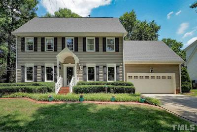 Cary Single Family Home For Sale: 309 Piperwood Drive