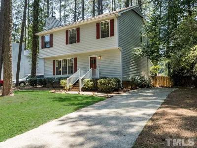 Cary Single Family Home Contingent: 103 Creighton Court