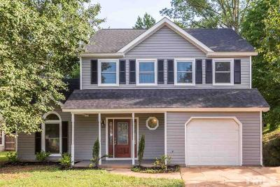Durham Single Family Home Contingent: 3211 Woodland Park Drive
